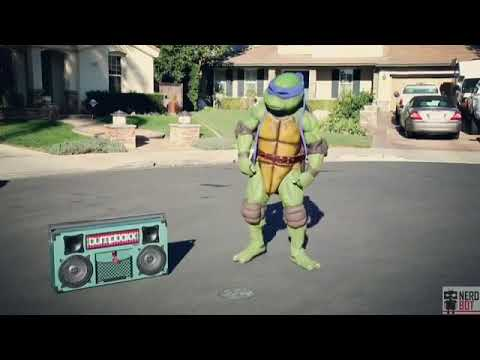 Teenage Mutant Ninja Turtles Dancing
