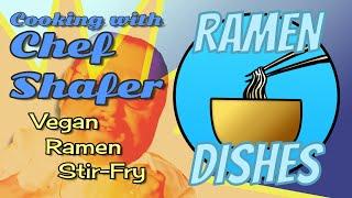 Cwcs: Vegan Ramen Stir-fry