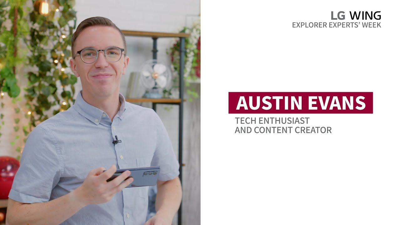 Austin Evans: Viewing Innovations