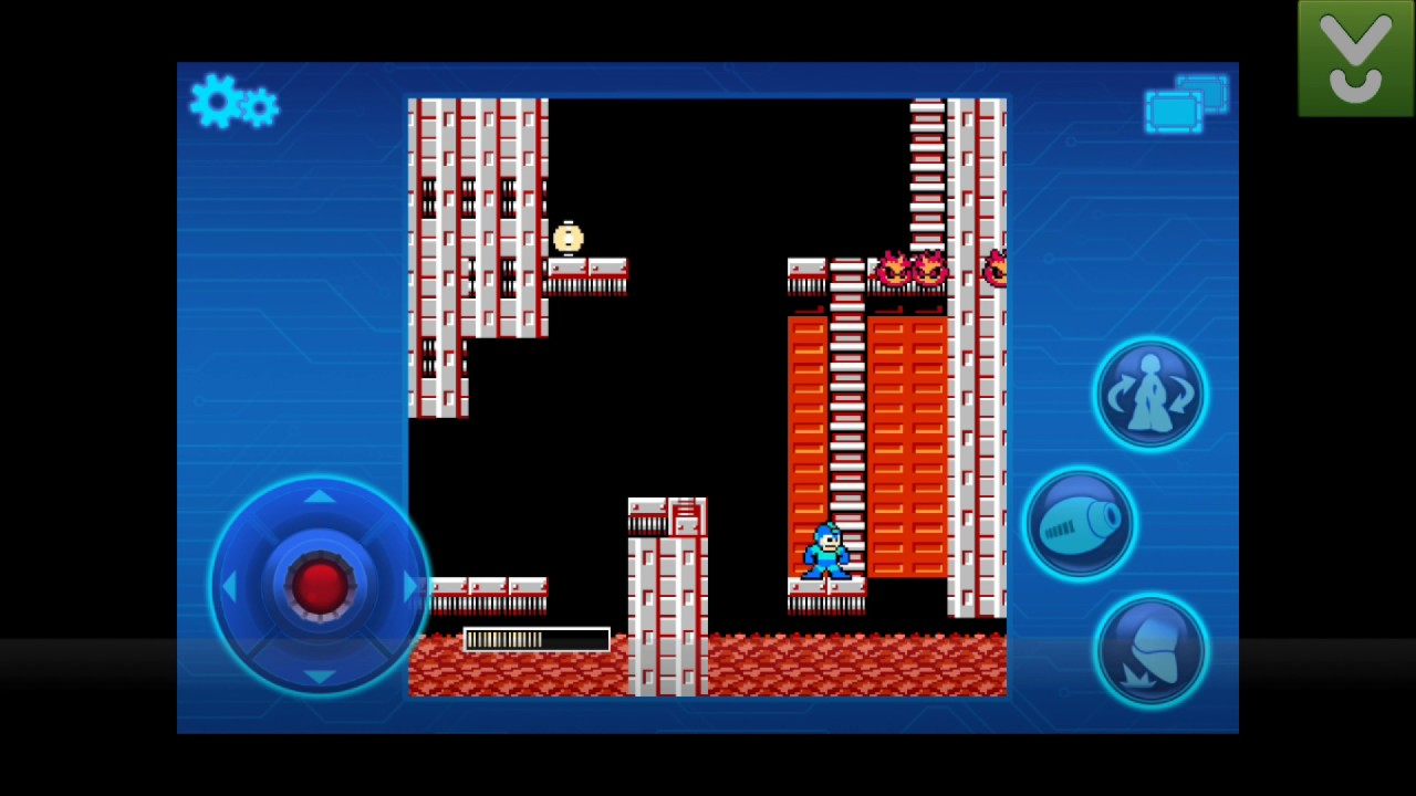 Mega Man Mobile - Play a piece of gaming history - Download Video Previews
