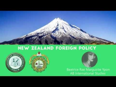 New Zealand foreign policy