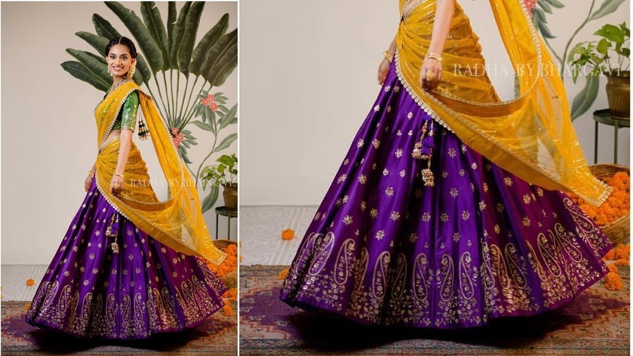 Modern Color Combination For Lehenga 2019 Indian Fashion 2019 Youtube