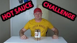 The Slow Burn Hot Sauce Challenge/Review!