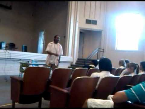Born Again Inc.(Antonio) @ Greenwood Alternative School 5/23/11