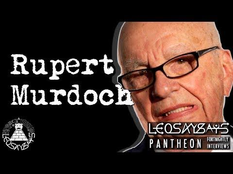 #3: Rupert Murdoch (CEO of News Corp. Fox News and The Sun)