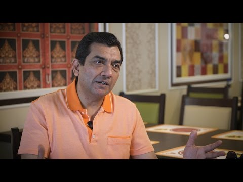 UAE Weekly Interview - Sanjeev Kapoor, Celebrity Chef