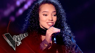 lia white performs fourfiveseconds blind auditions 6 the voice uk 2017
