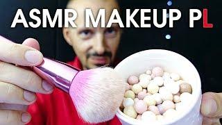 MakeUp ASMR Role Play PL - Relaks Wieczorową Porą