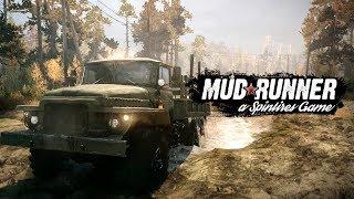 Spintires: MudRunner │ Карта Долина