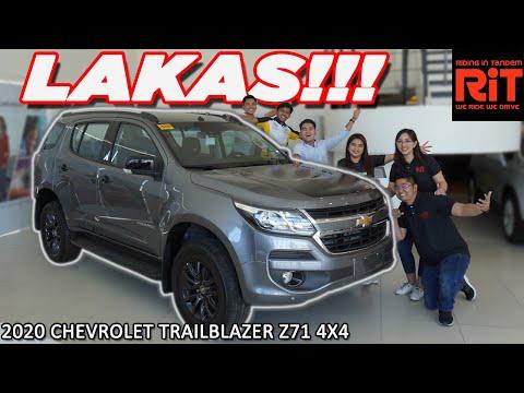 2020 Chevrolet Trailblazer Z71 4x4 Lakas Suv Parang Si Idol Cong