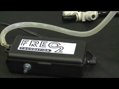 FREO2 Solar: The First Battery-Free Solar-Powered Oxygen System for Small Health Facilities