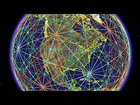 Ley Lines: Sacred Sites and Ley Lines - Even American Cities Are Aligned