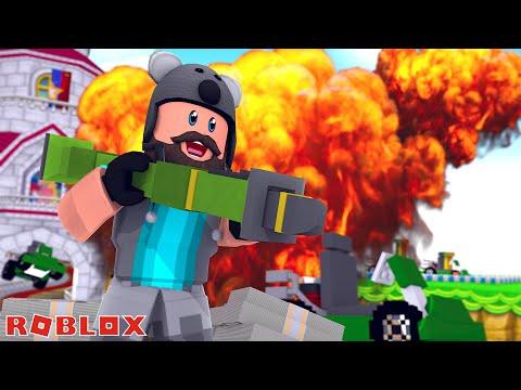 BLOWING UP THE SERVER!! | Destruction Simulator | ROBLOX