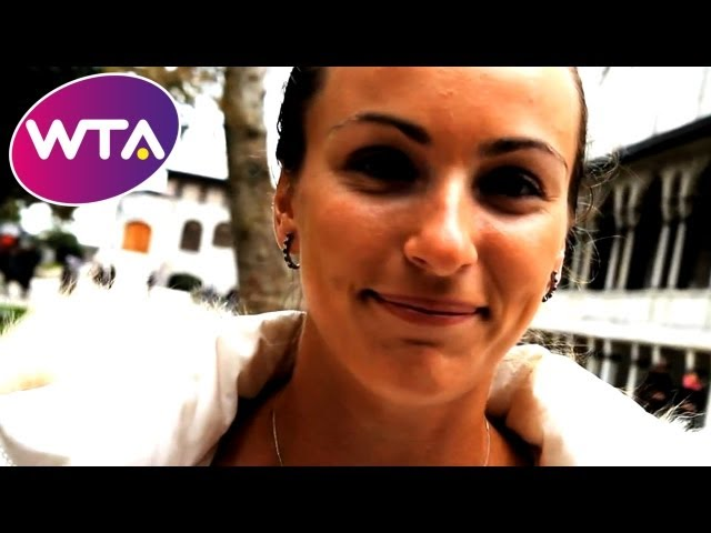 Vania King & Yaroslava Shvedova | Istanbul Full of Surprises Travel Show | Dubai Duty Free