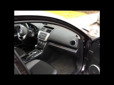 Замена салонного фильтра replacement of the cabin filter Mazda 6