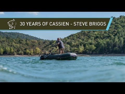 CARP FISHING  30 YEARS OF CASSIEN with STEVE BRIGGS