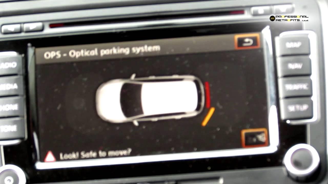 Vw Golf Mk6 Ops Parking Sensors Retrofit Youtube 2011 Jetta Tdi Fuse Box Diagram