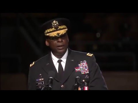 Retirement Ceremony For Gen. Lloyd Austin III