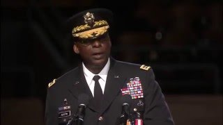 Army videoarmy gen. lloyd austin iii retired on tuesday in a ceremony at fort myer, va., following distinguished 41 year career, ending as commander of u.s...