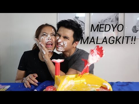 HUGOT FACE PIE CHALLENGE With Teejay Marquez (