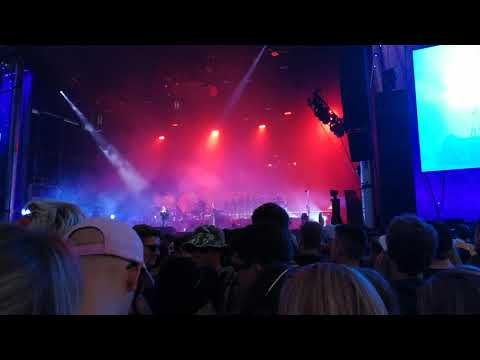 Gorillaz - Tomorrow Comes Today [NOT FULL] (Live at Outside Lands 2017)