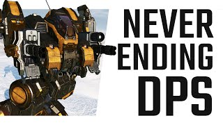 Never Ending DPS on the Sunspider Vanguard - Mechwarrior Online The Daily Dose #1026