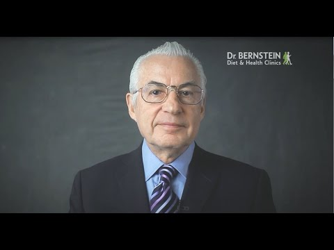 Dr. Stanley Bernstein M.D. - Overview Of The Diet Program - Bernstein Diet & Health Clinics
