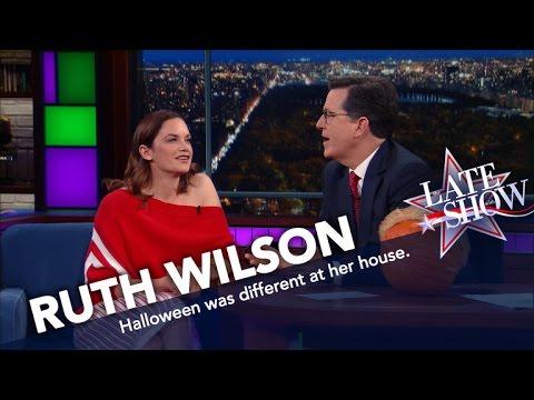 "Ruth Wilson: ""I Think I'm Quite Evil"""