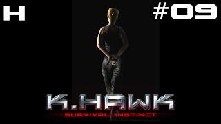 K-Hawk Survival Instinct Walkthrough Part 09