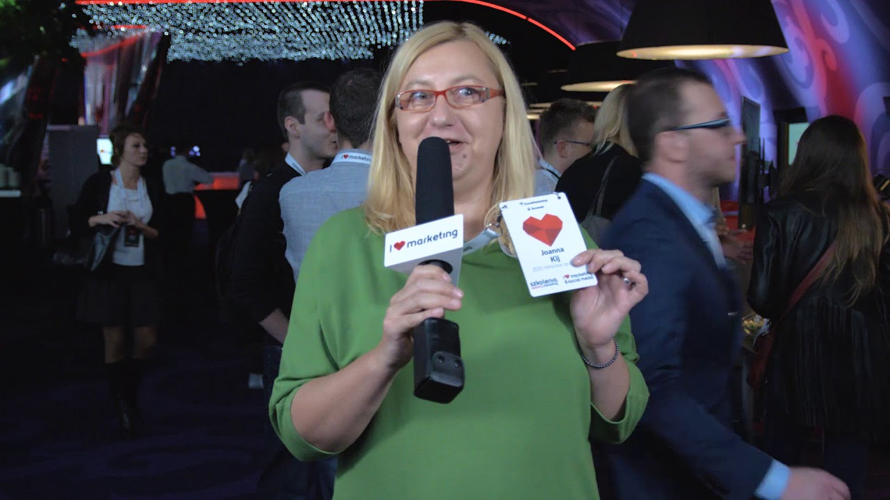 Opinia Joanna Kij z wrocławskiego ZOO o #ilovemkt