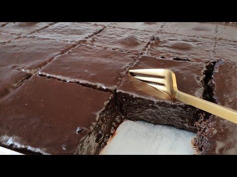 Brownie Tadında Mükemmel Bir Islak Kek 👌🏻😋