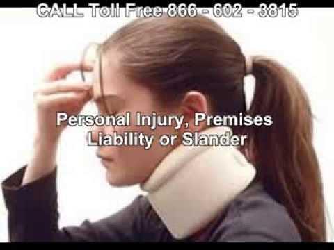 Personal Injury Attorney Tel 866 602 3815 Belle Mina AL