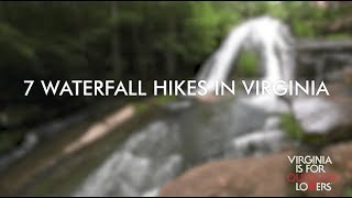 Waterfall Hikes