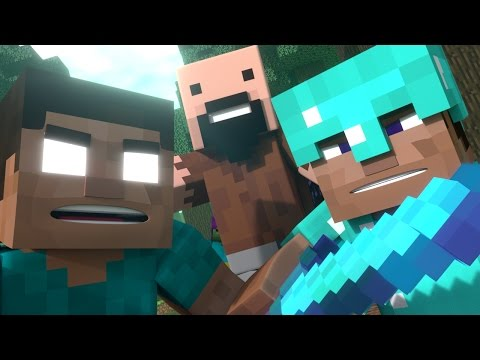 Annoying Villagers 18 - Minecraft Animation