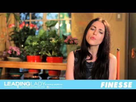 Katie McGrath (Leading Lady) - Finesse Question 6