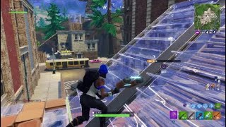 FORTNITE FREEZE GLITCH ON PS4