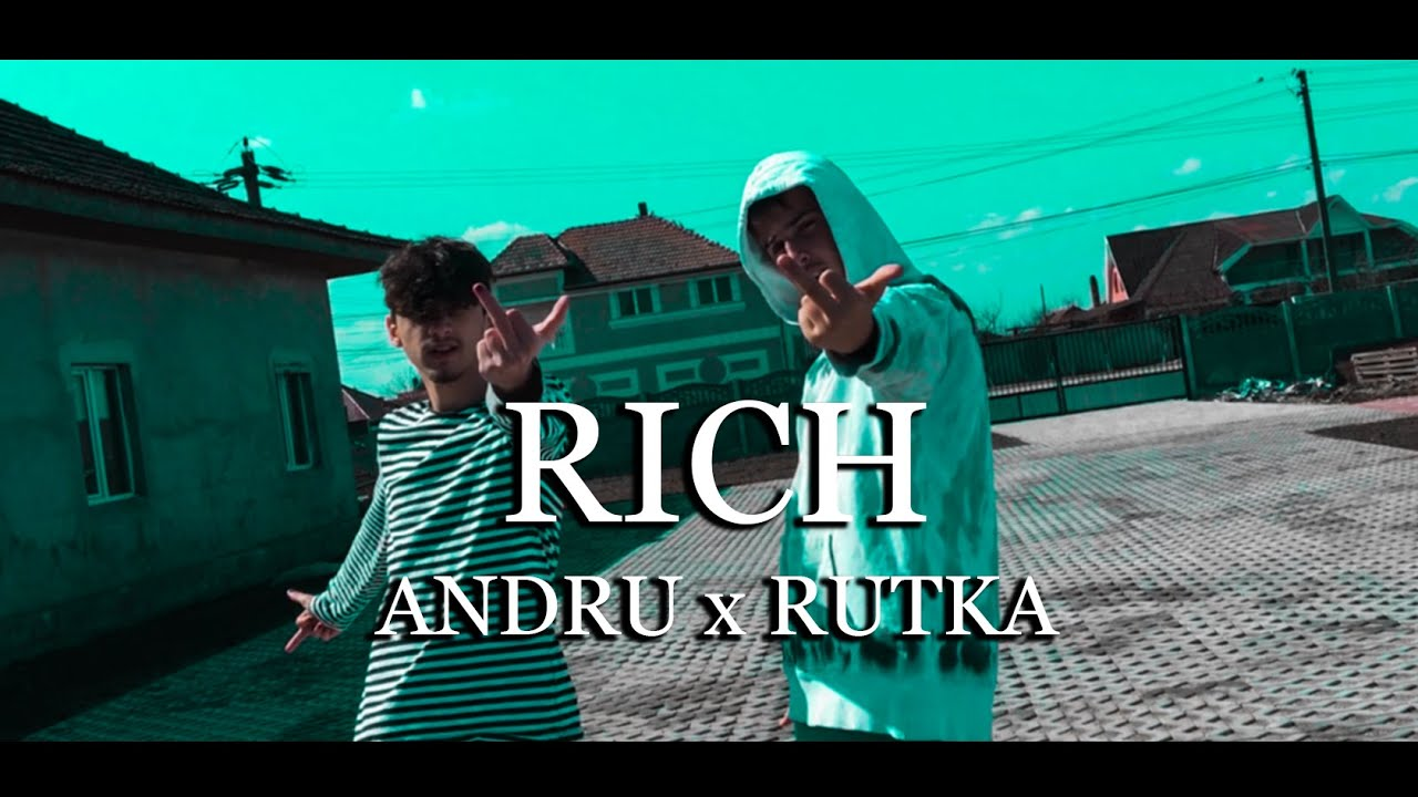 Download Andru - Rich feat. Rutka (Official Video)