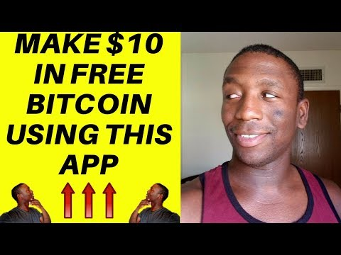 How To Earn 10 Dollars Per Day EASY In FREE Bitcoin