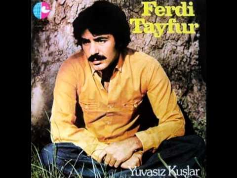 Ferdi Tayfur - Seninle Öyle (Yuvasız Kuşlar, LP) (1978)