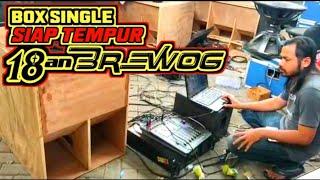 Bos Brewog Test Speaker 18 An Dan Box Turbo