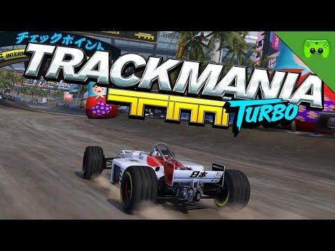DIE PERFEKTE KURVE 🎮 Trackmania Turbo #16