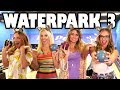 Waterpark Sleepover Challenge at Great Wolf Lodge Part 3. Totally TV
