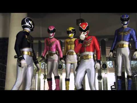 Goseiger Returns