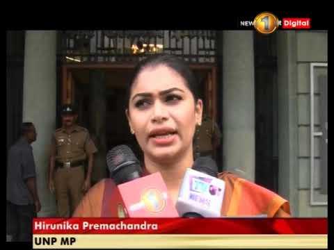 Hirunika Premachandra denies corruption allegations