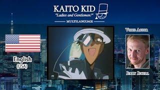 "Kaito Kid - ""Ladies And Gentlemen!"" [Multilanguage]"