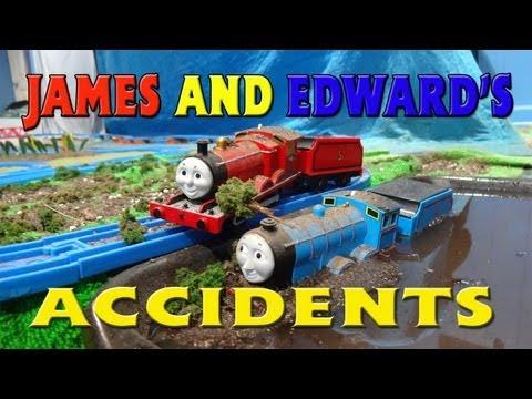 Greatest Tomy James & Edward Accidents