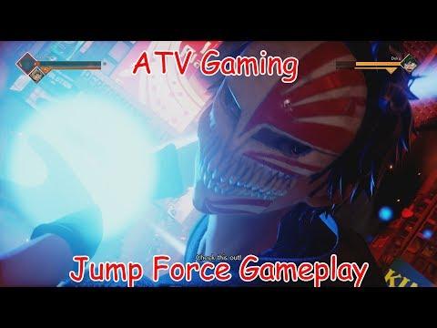ATV Gaming: Jump Force Gameplay |