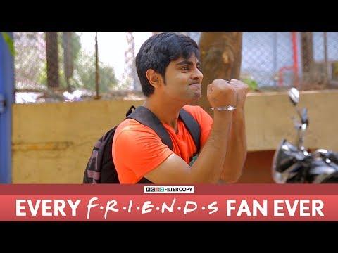 FilterCopy | Every F.R.I.E.N.D.S. Fan Ever | Ft. Akash Deep Arora