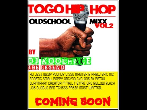 TOGO HIPHOP OLDSCHOOL MIXX vol 2 by DJ KOOLFACE