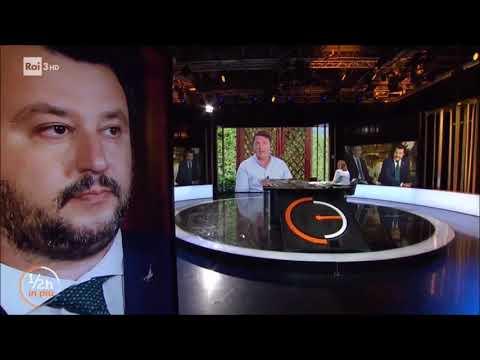 Matteo Renzi ospite di Lucia Annunziata a 1/2 ora in più su Rai Tre